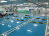 high leveling epoxy floor paint