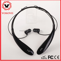 Whloesale CSR 4.0 Sports stereo wireless bluetooth neckband mp3 headset 800