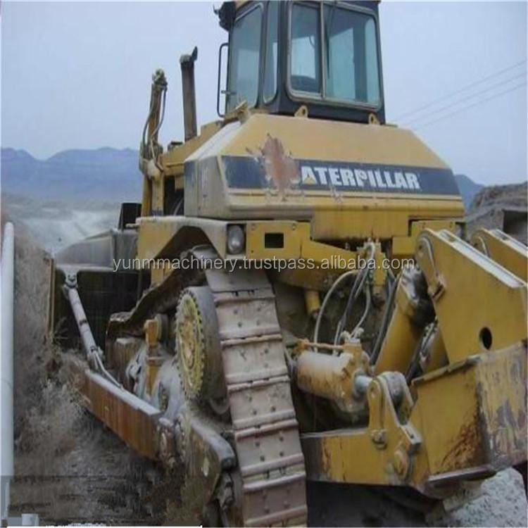 Used D9N Bulldozer D8K D8N D9N D9L bulldozer high-efficiency