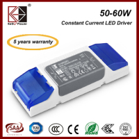 KEGU 50W 1200mA 30-42V constant current led driver with CE, SAA, CCC