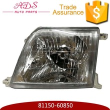 Body Parts LH Auto Car Head Lamp LED for Land Cruiser OEM:81150-60850