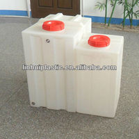 Cube Acidic PE chemical tanks for water treatment
