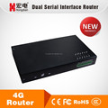 Good Quality H8922S Dual Sim M2M 4G 3G Router for Intellectual Transportation System