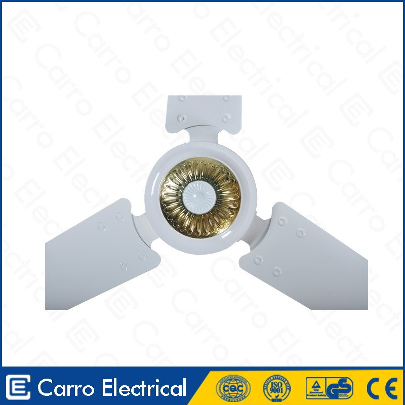 Factory supply low power ac dc doubel use dc solar operated ceiling fan