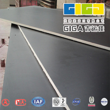 GIGA film faced plywood for construction ,fiberglass reinforced plywood panel