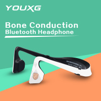 Made in China bluetooth headset Bone-Conducted wireless bluetooth headphones with stereo sound waterproof