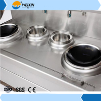 600 diameter microcomputer induction cooker , induction cooktop