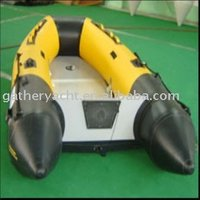 air mat floor boat 300