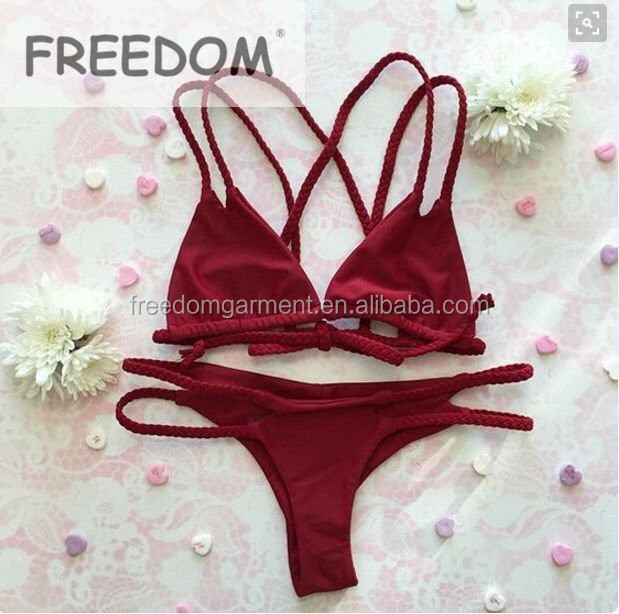 Good Quality Women Sexy OEM Brazilian Bikini Manufacturer