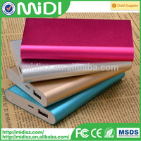 Wholesale power bank High capacity Power bank 20000mah for all brand moible phone