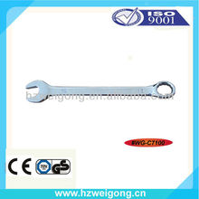 15mm Flat Panel Design Open End Wrench