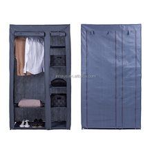 Home storage folding wardrobe / Non-woven wardrobe / cabinet / closet / cloth wardrobe