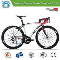 2015 New cheap carbon fiber road bike with M5700 groupset