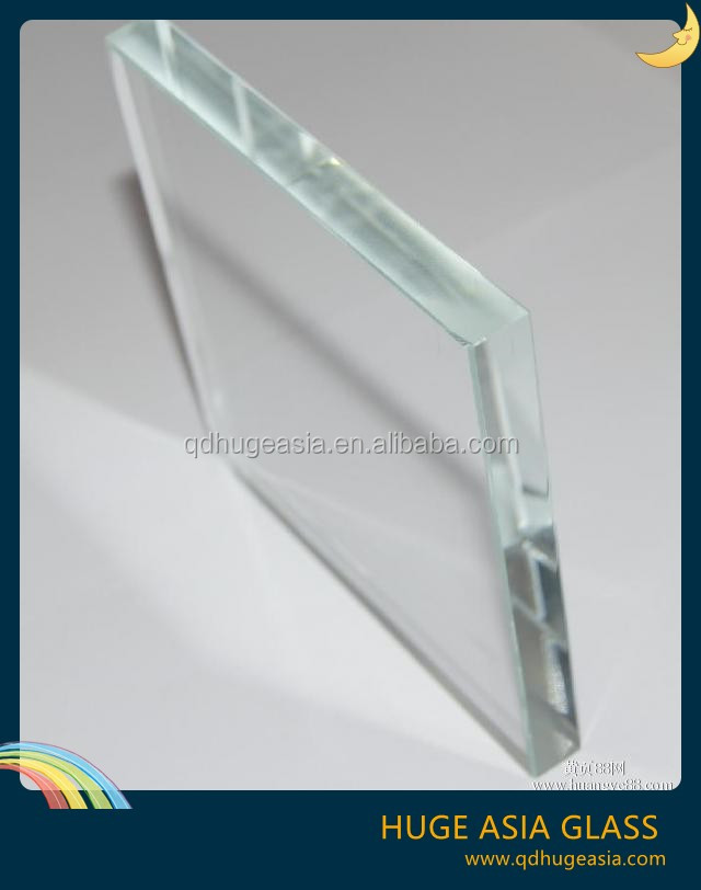 18mm Ultra Clear Float Glass for Building Glass and Glass Curtain Wall