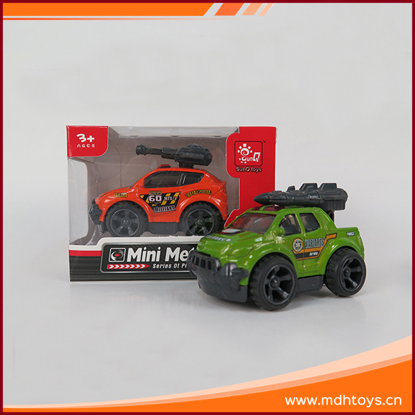 Custom made alloy military vehicle diecast miniature model cars