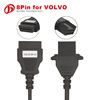 New Arrival VOLVO 8 Pin To OBD 2 Cable CDP Truck Diagnostic Tool Connector