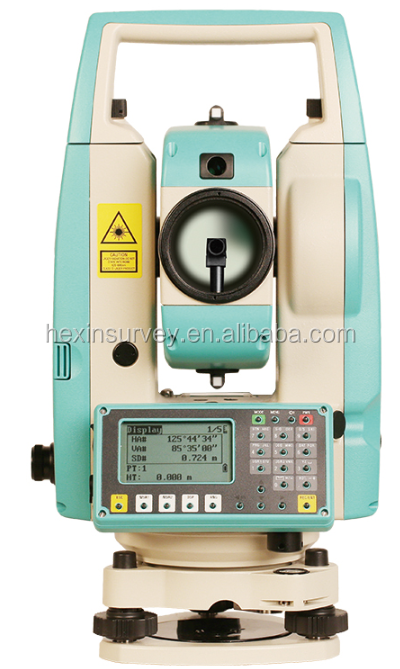 Reflectorless ruide R2 total station price, Dual-Axis Compensator