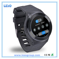 2016 New Smart Watch for android phone &Heart rate monitor Pedometer