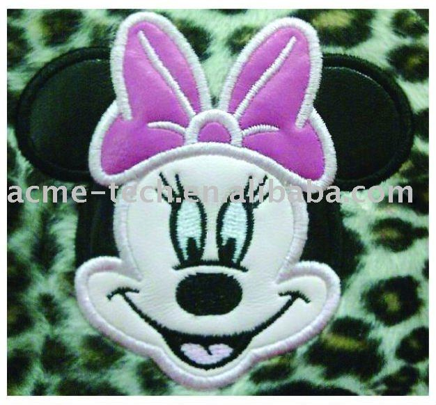 Special Embroidery --Mickey Mouse for childen's clothes
