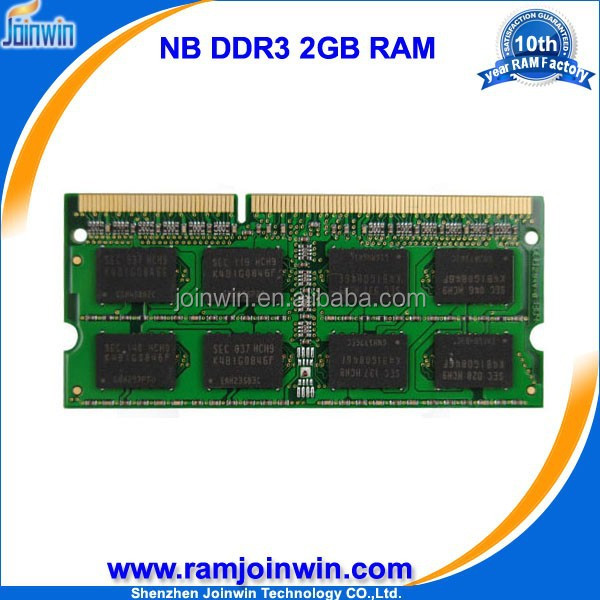 2015 1 Piece trial order ddr3 2gb ddr 1333 laptop memory