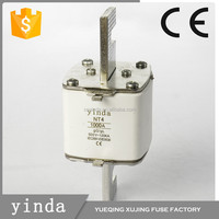 Low Error High Precision Porcelain Electrical Fuses