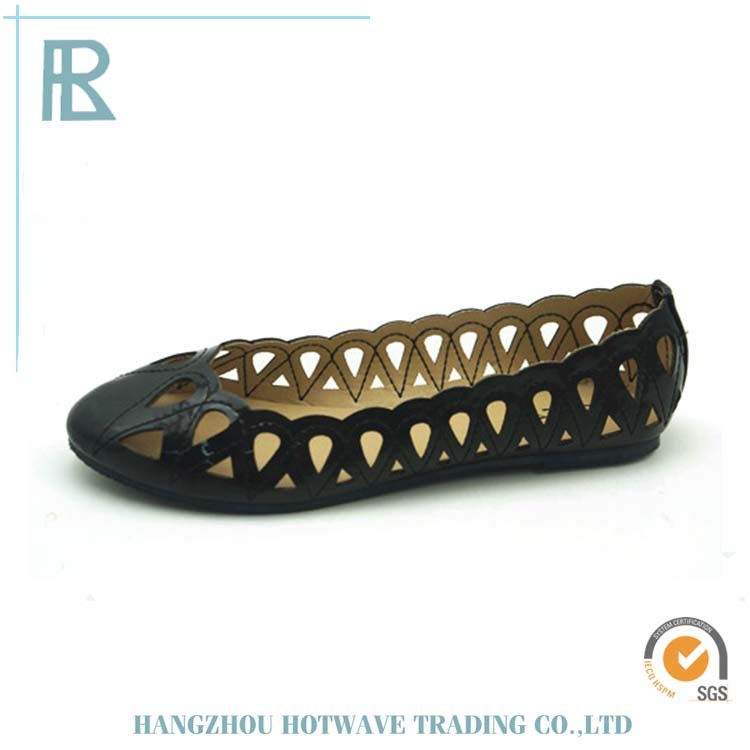 China Professional Manufacture Sexy Flat Shoes Ladies