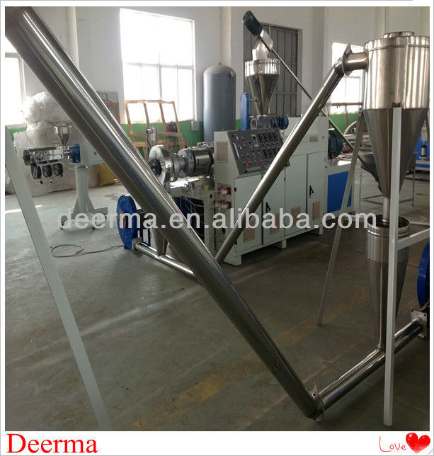 good plastic granulator machine/ plastic pelletize extruder