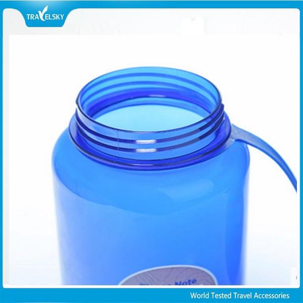 Tritan plastique 1 litres bouteille de sport