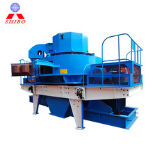 Vertical shaft fine impact crusher sand making machines for sale