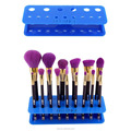 Acrylic Makeup Brush Holder Cosmetic Storage Box Holder Toothbrush Organizer