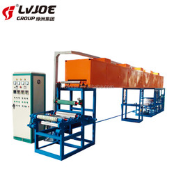 Single Drying Tunnel 500 Type BOPP Tape Coating Machine with Printing