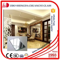 Shengda Brand Solar controlling Low-E glass china factory produced by Germany LH equipment