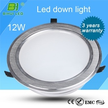 cool white 15w smd led downlight swivelling type