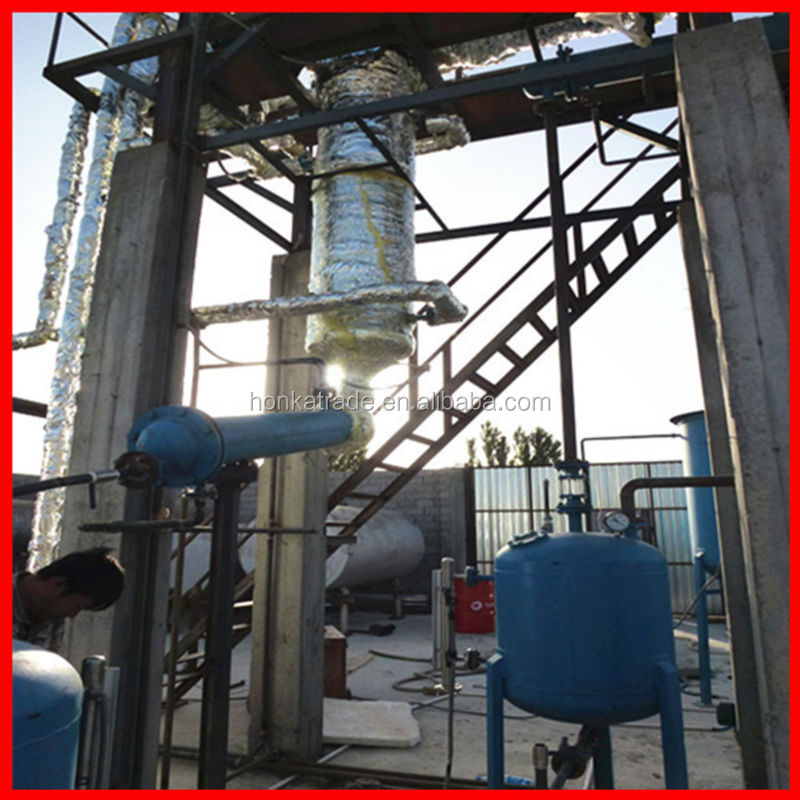 20Tons continuous transformer oil purifier to recycle into SN 500 base oil with CE