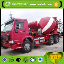 China Howo 6x4/8x4 8CBM 12CBM Drum Concrete Mixer For Sale in Africa