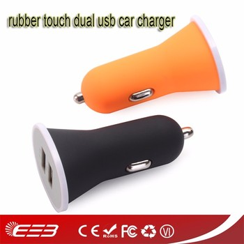 CE approved usb car charger for all kinds mobile