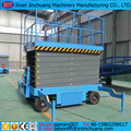500kg mobile small scissor lift manual