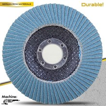 T27 4.5'' Flap Sanding Disc For Stainless steel