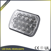 5 inch 39w led tractor working lights work lamps, off road Round led 39W 2550LM led work light for Motorcycle made in china