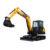 Sany Brand New 6 tons Mini Excavator SY65C for Sale in Dubai