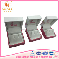 Custom Paper Jewellery Box Cheap Jewellery