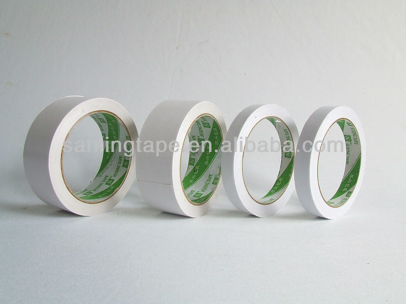 colorful double sided adhesive tape cstomsized size
