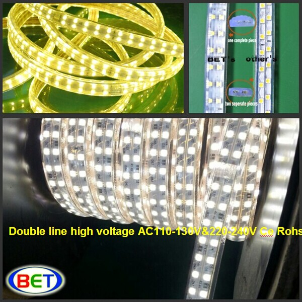 CE&RoHS IP67 5050,3528 waterproof ruban leds