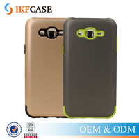 Slim Hybrid Back Cover Luxury Dual Layer TPU+PC Shockproof Armor Case for Samsung Galaxy J7 J7008