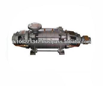 DN40-6 high pressure&temperature no leak multi-stage pump