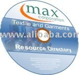 Textile and Garments Resource Directory Agents
