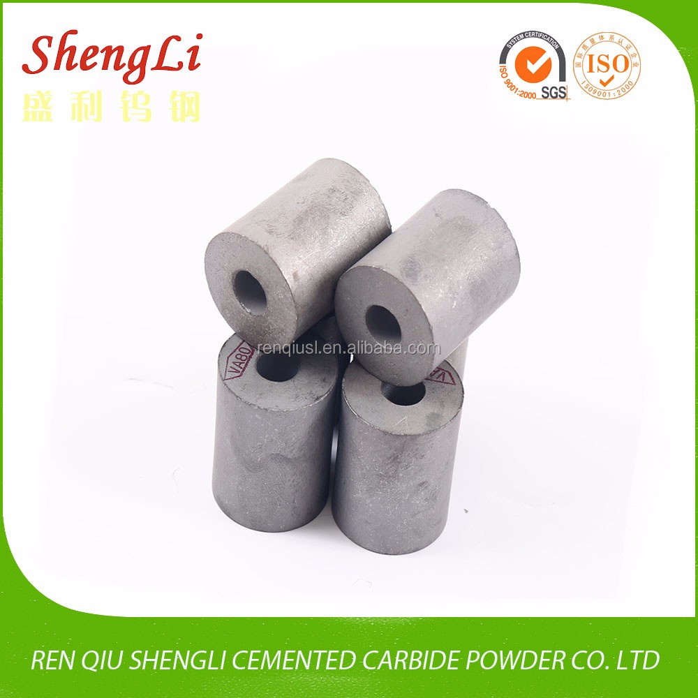 Tungsten carbide wire drawing mold Electromagnetic wire drawing die