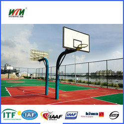 outdoor and indoor basketball court flooring with best prices