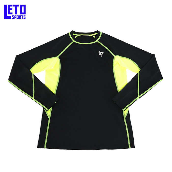 2018 sharkskin Rash Guard for diving Men Surf guard t shirts Men high quality swimwear long sleeve rash guard