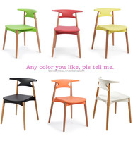 Colorful used restaurant furniture outdoor plastic lounge chairs